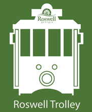 Historic Roswell Trolley